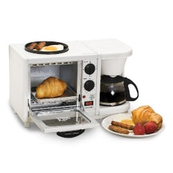 Unique Gifts for 17 Year Old:3-In-1 Breakfast Station