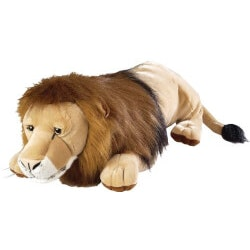 Christmas Gifts for Kids Under $50:Cuddlekins Lion 30 Plush