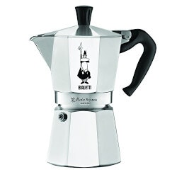 Gadget Gifts for Girlfriend:6-Cup Stovetop Espresso Maker