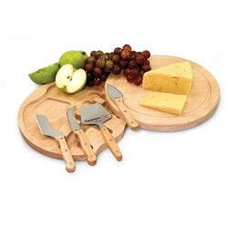 Unusual Gifts for Son:Outdoor Circo Cheese Set