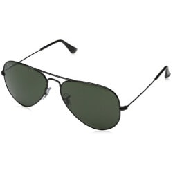 Gifts for Father In Law Under $200:Ray-Ban Aviator Sunglasses