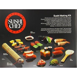 Christmas Gifts for Boss:Sushi Chef Sushi Making Kit