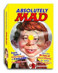 50+ Years Of MAD Magazine