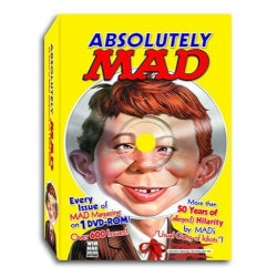 Gifts Under $100:50+ Years Of MAD Magazine