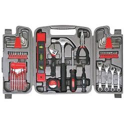 Unique Gifts for 17 Year Old:53-Piece Tool Kit For Dorm