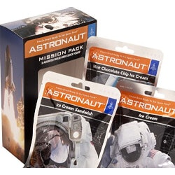 Unique Valentines Day Gifts for Teens:Astronaut Ice Cream Space Food