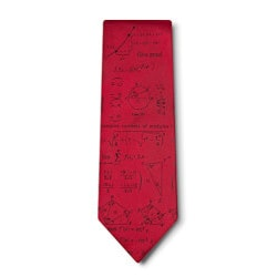 Gifts for Teachers:Mathematics Silk Tie