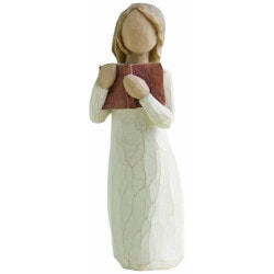 Love Of Learning Figurine