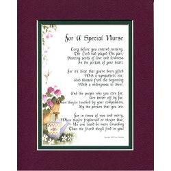 Gifts for Women Under $25:Original Poems For Nurse
