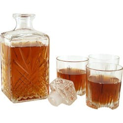 7-Piece Whiskey Gift Set