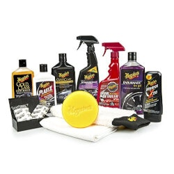 Gifts for BoyfriendUnder $100:Complete Car Care Kit