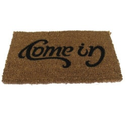 Gag Gifts:Come In, Go Away Doormat
