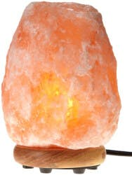 Natural Air Purifying Himalayan Salt Lamp