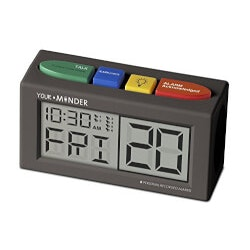 Gadget Gifts:MedCenter Reminder Clock