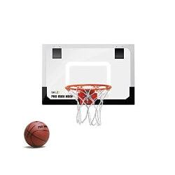 Funny Birthday Gifts for Brother (Under $50):Indoor Basketball Hoop