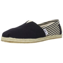 Gifts Under $100:TOMS Classic Rope Slip-On