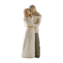 Romantic Anniversary Gifts:Willow Tree Together