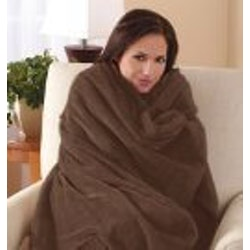 Gifts for Women Under $100:Sunbeam Electric Heated Blanket