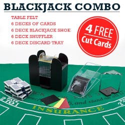 All-In-One Blackjack Kit