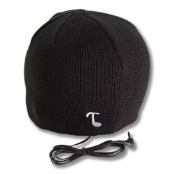 Unique Valentines Day Gifts for Teens:Headphone Beanie
