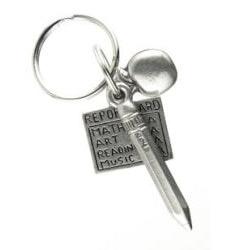 Gifts for Teachers:Teacher Key Ring