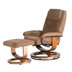 Gadget Gifts for Sister:Deluxe Recliner Chair /W Massage & Heat