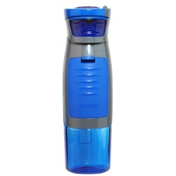 Football Birthday Gifts:Water Bottle With Storage Compartment