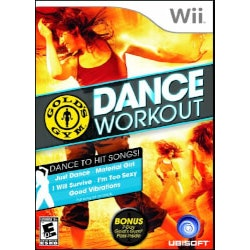 Gifts for 10 Year Old Boys:Golds Gym Dance Workout For Nintendo Wii