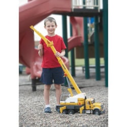 Birthday Gifts for 7 Year Old:Crane Truck