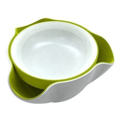 Unique Gifts (Under $25):Double Dish For Nuts