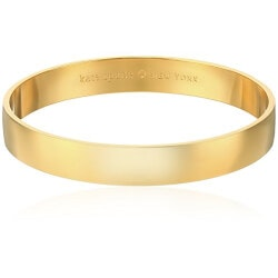 Jewelry Anniversary Gifts:Heart Of Gold Bangles