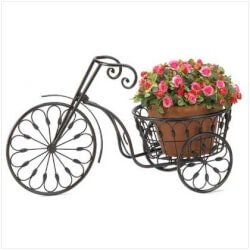 Gardening Gifts:Nostalgic Bicycle Garden Decor