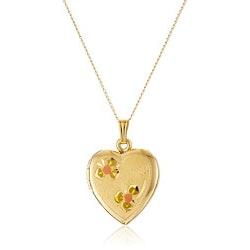 Jewelry Birthday Gifts:Grandma Heart Necklace