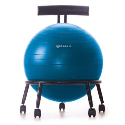 Fitness Gifts:Fitness Balance Ball