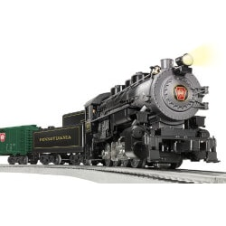 Gifts for Teens Over $200:Lionel Pennsylvania Flyer Freight Train Set