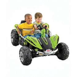 Toy Gifts for 6 Year Old:Power Wheels Dune Racer