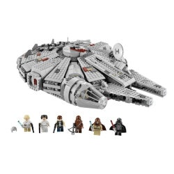 Birthday Gifts for 9 Year Old:LEGO Star Wars Millennium Falcon