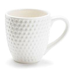 Birthday Gifts for Husband Under $25:Golf Ball Ceramic Mug