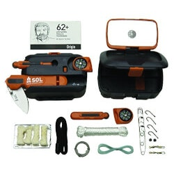 Outdoor Birthday Gifts:SOL Origin Survival Kit