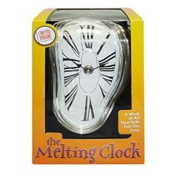 Unique Gifts (Under $25):Melting Clock