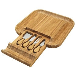 Christmas Gifts for Mom Under $50:Cheese Board Set