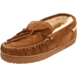 Gifts for 16 Year Old Son:BEARPAW Men Slippers