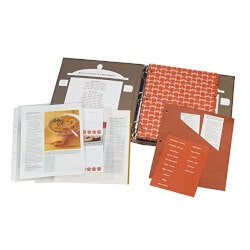 Unique Gifts (Under $25):Create Your Own Recipe Cookbook