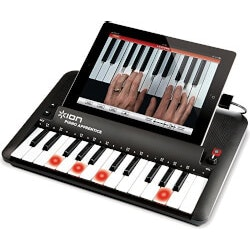 Gifts for 17 Year Old Boyfriend Under $100:Piano Keyboard For IPad
