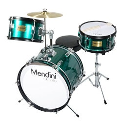 3-Piece Junior Drum Set