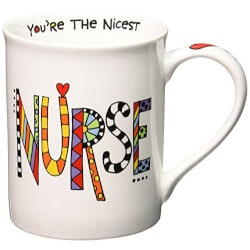 Gifts for Women:Cuppa Doodle Nurse Mug