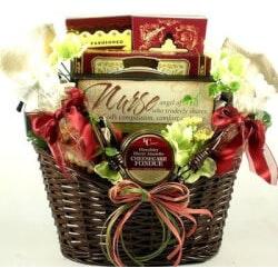 Worlds Greatest Nurse Gift Basket