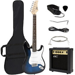 7th Anniversary Gifts for Boys:Starter Guitar Set