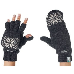 Gifts for Wife:Fingerless Texting Gloves
