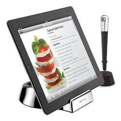 Christmas Gifts for Mom Under $100:Kitchen Stand And Wand For Tablets